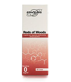 liquido senza nicotina reds of woods