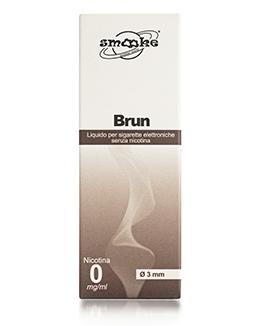 liquido senza nicotina brun