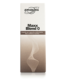 liquido senza nicotina maxx blend