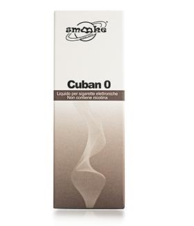 liquido senza nicotina cuban