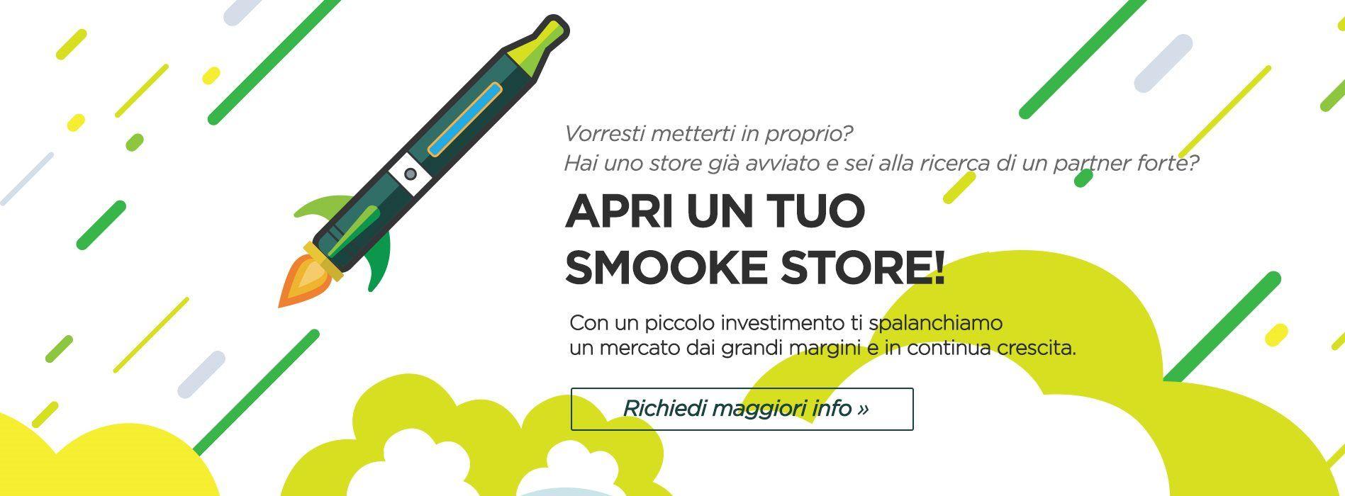 venditore sigarette elettroniche