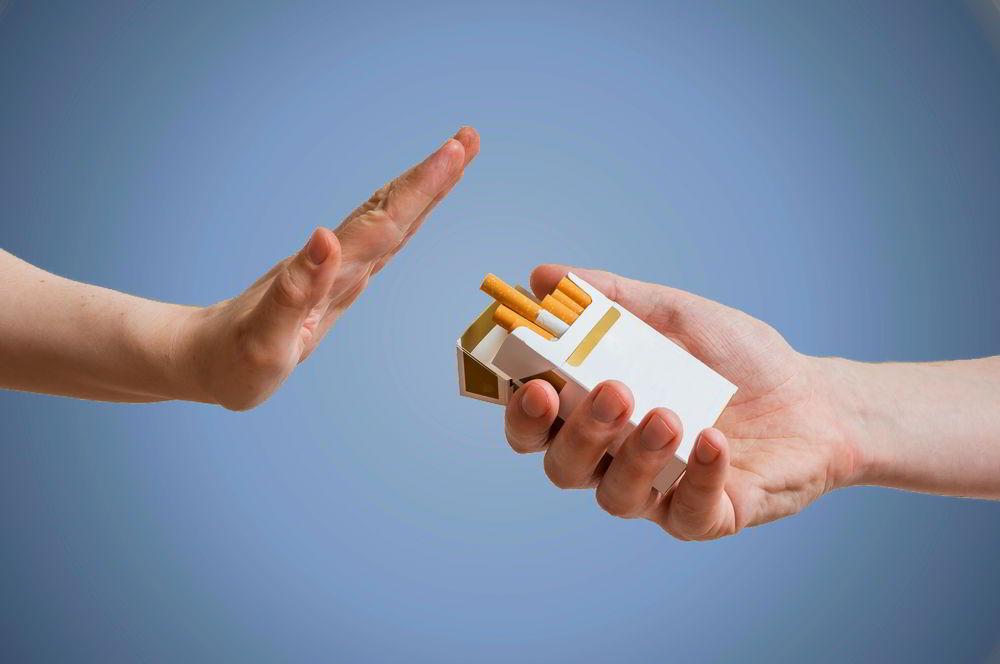 trucchi per smettere di fumare